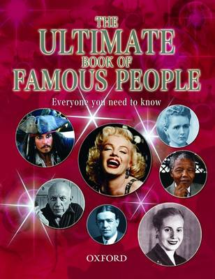 The Ultimate Book of Famous People (Hardback)