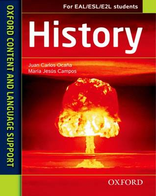 Oxford Content and Language Support: History (Paperback)