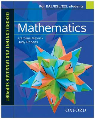 Oxford Content and Language Support: Mathematics (Paperback)