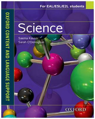 Oxford Content and Language Support: Science (Paperback)