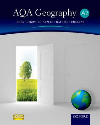 AQA Geography for A2 Student Book (Paperback)