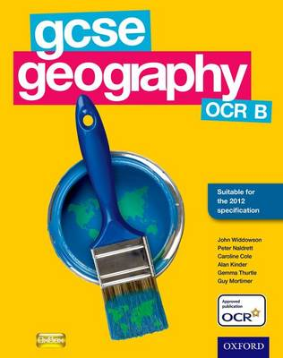 GCSE Geography OCR B Student Book (Paperback)