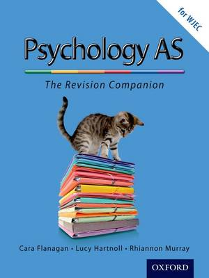 The Complete Companions: AS Revision Guide for WJEC Psychology (Paperback)