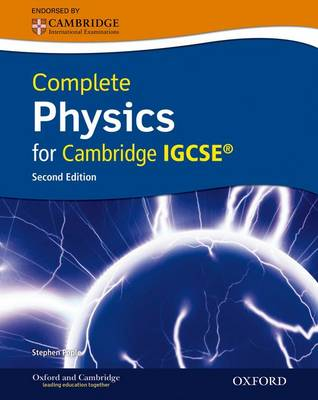 Complete Physics for Cambridge IGCSE with CD-ROM (Paperback)