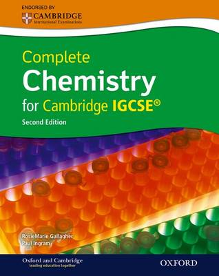 Complete Chemistry for Cambridge IGCSE with CD-ROM (Paperback)