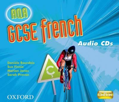 GCSE French for AQA (CD-Audio)