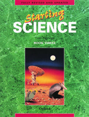 Starting Science: Student Book 3 - Starting Science (Paperback)