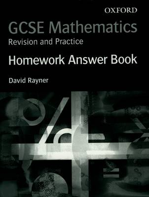 GCSE Mathematics: Revision and Practice: Homework Answer Book (Paperback)