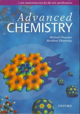 Advanced Chemistry - Advanced Science (Paperback)