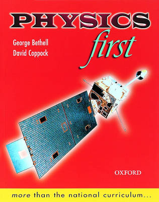 Physics First - Firsts (Paperback)