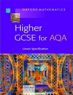Oxford Mathematics: Higher GCSE for AQA (Paperback)