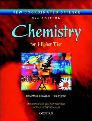 New Coordinated Science: Chemistry Students' Book: For Higher Tier - New Coordinated Science (Paperback)
