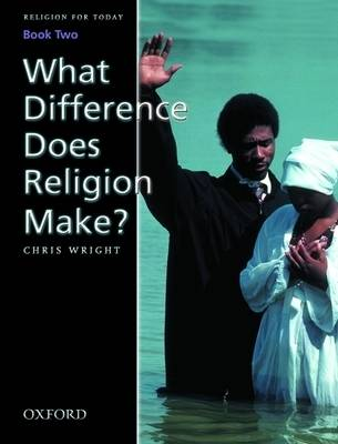 Religion for Today: What Difference Does Religion Make? Book 2 - Religion for Today (Paperback)
