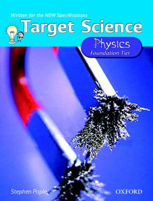 Target Science: Foundation Tier: Physics - Target Science (Paperback)