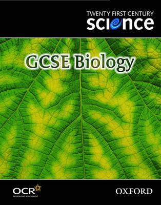 Twenty First Century Science: GCSE Biology Textbook (Paperback)