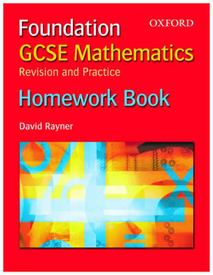 GCSE Mathematics: Revision and Practice: Foundation: Homework Book, Pack of 10 (Paperback)
