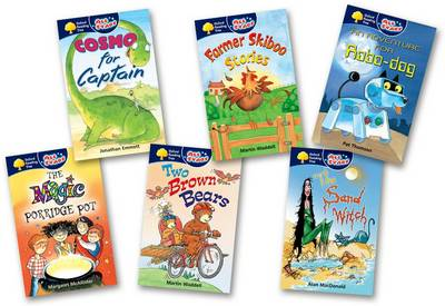 Oxford Reading Tree: All Stars: Pack 1: Pack (6 Books, 1 of Each Title) (Paperback)