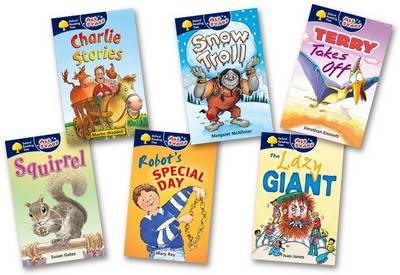 Oxford Reading Tree: All Stars: Pack 1A: Pack (6 Books, 1 of Each Title) (Paperback)