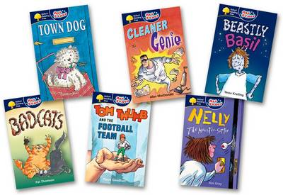Oxford Reading Tree: All Stars: Pack 2A: Pack (6 Books, 1 of Each Title) (Paperback)