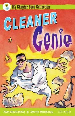 Oxford Reading Tree: All Stars: Pack 2A: Cleaner Genie (Paperback)