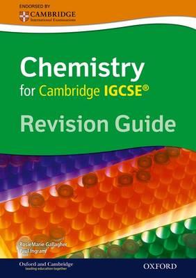 Cambridge Chemistry IGCSE Revision Guide (Paperback)