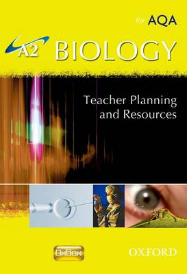 A2 Biology Planning and Resource Pack with OxBox CD-ROM