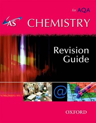 As Chemistry for AQA Revision Guide (Paperback)