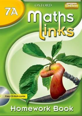 MathsLinks: 1: Y7 Homework Book A Pk of 15 - MathsLinks (Paperback)