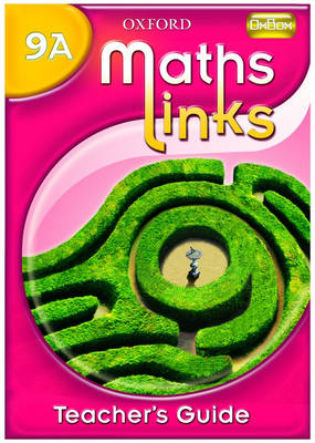 MathsLinks: 3: Y9 Teacher's Book A (Paperback)