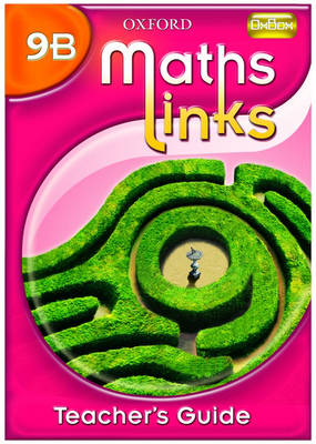 MathsLinks: 3: Y9 Teacher's Book B (Paperback)