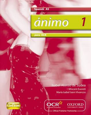 Animo: 1: Para OCR AS Students' Book (Paperback)