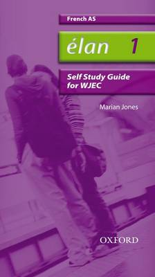 Elan: 1: AS WJEC Self-study Guide with CD-ROM