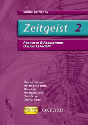 Zeitgeist: 2: A2 Edexcel Resource & Assessment Oxbox CD-ROM (CD-ROM)