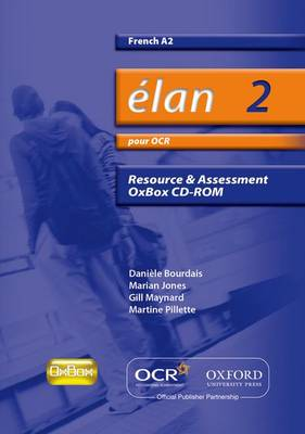 Elan 2: Pour OCR A2 Resource & Assessment Oxbox CD-ROM (CD-ROM)
