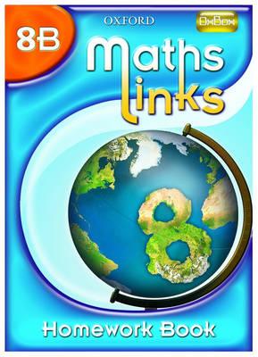 MathsLinks: 2: Y8 Homework Book B Pack Of 15 - MathsLinks (Paperback)
