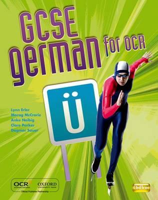 GCSE German for OCR Students' Book (Paperback)
