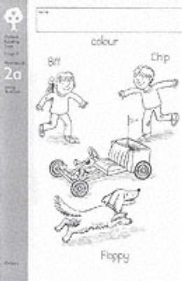Oxford Reading Tree: Level 2: Workbooks: Pack 2A (6 workbooks) - Oxford Reading Tree