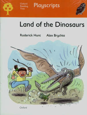 Oxford Reading Tree: Level 6-7: Playscripts: Pack (6 Books, 1 of Each Title) (Paperback)