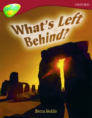 Oxford Reading Tree: Level 15: TreeTops Non-Fiction: What's Left Behind? - Oxford Reading Tree (Paperback)