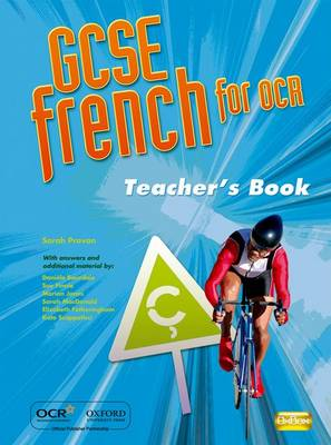 GCSE French for OCR Teacher's Resources Book
