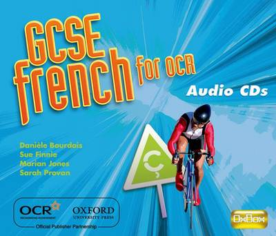 GCSE French for OCR Audio CDs (CD-Audio)