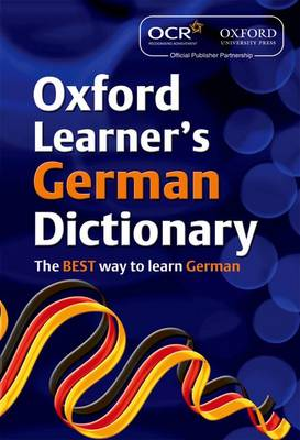 OCR Oxford Learner's German Dictionary (Paperback)