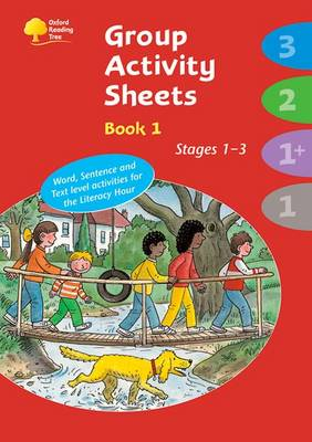 Oxford Reading Tree: Stages 1 - 3: Book 1: Group Activity Sheets - Oxford Reading Tree (Paperback)