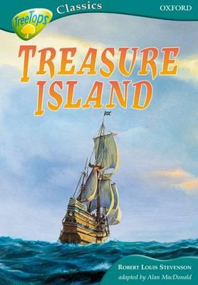 Oxford Reading Tree: Level 16A: Treetops Classics: Treasure Island (Paperback)