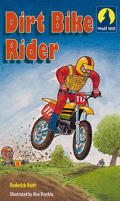 Wolf Hill: Dirt Bike Rider Level 4: Gizmo's Story (Paperback)