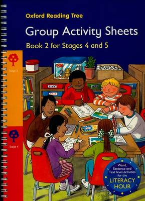 Oxford Reading Tree: Stages 4-5: Book 2: Group Activity Sheets - Oxford Reading Tree (Paperback)