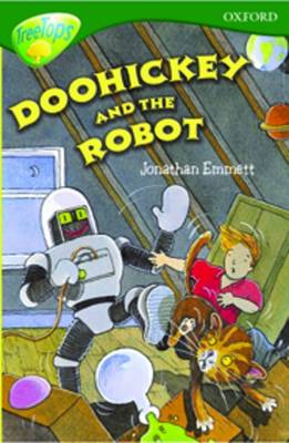 Oxford Reading Tree: Level 12: Treetops: More Stories B: Doohickey and the Robot (Paperback)