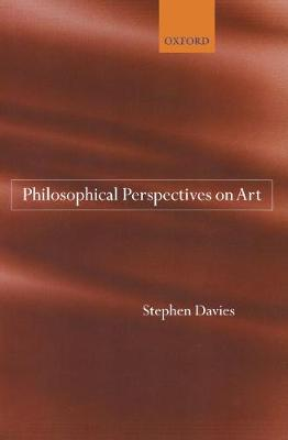Philosophical Perspectives on Art (Paperback)