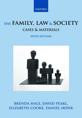 The Family, Law & Society: Cases & Materials (Paperback)