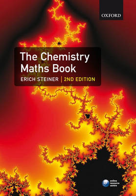 The Chemistry Maths Book (Paperback)